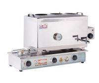Gazlı ve Elektrikli Çay Makinesi